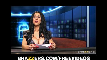 Louise Jenson Presents The News In A Hot Way Brazzer.com 7 Min