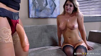 Sexy Blonde Eva Jenna Enjoys A Toy Dick With Her Colleauge 7 Min