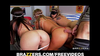 Lucky Man Fucks Three Big Ass Teens Together In Foursome 7 Min
