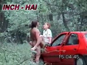 12 Min Amateur Outdoor Car Sex Film