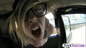 10 Min Tattooed Amateur Banged In Known Fake Taxi Film