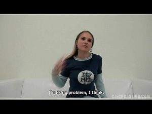 20 Min Czech Casting Veronika 1395 Brazzers.com Movie