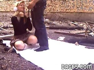 6 Min Outdoor Anal Session In Kracovia Film