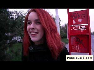 13 Min PublicAgent Peliroja En El Hotel Film