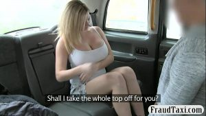 11 Min Nasty Girl Feeling Horny In Back Of Taxi Film