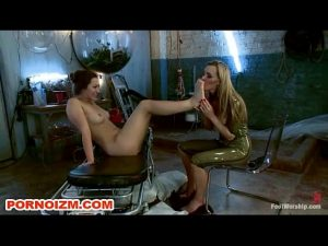 4 Min Latex Doll Foot Fetish Lesbian Slave Www.flyingjizz.com