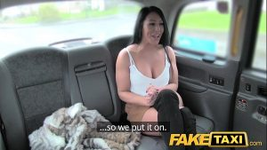 12 Min FakeTaxi Taxi Fan Finally Gets Infamous Cock Pussy