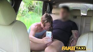 9 Min Amateur Licks Ass And Balls In Faketaxi In Public Free Ride