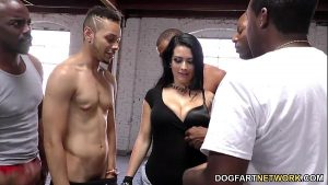 7 Min Katrina Jade Loving Big Black Cock Porn Video
