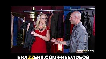 Johhny Sins Fucks Blonde Coat Check Babe Brazzers.com 7 Min