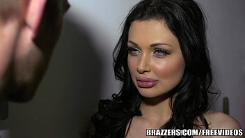 Hot Babe Aletta Ocean Fucks In The Coffee Shop
