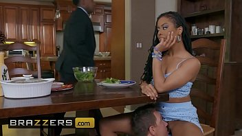 Ebony Cutie Dicked Down In This Hardcore Brazzers.com Anal Scene